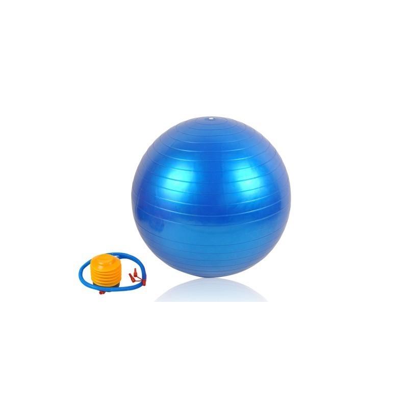 Piłka gimnastyczna 65cm + pompka