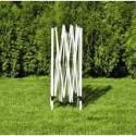 Pawilon ogrodowy składany 3 ścianki 3x3m beżowy
