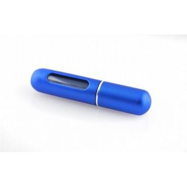 Atomizer podróżny do perfum niebieski