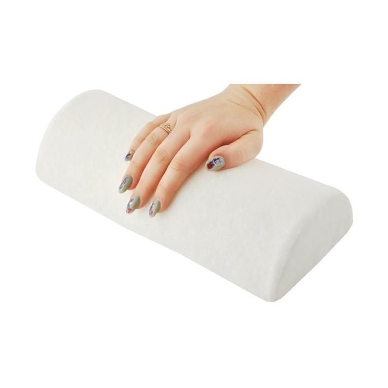 Podkładka do manicure  biała - frota