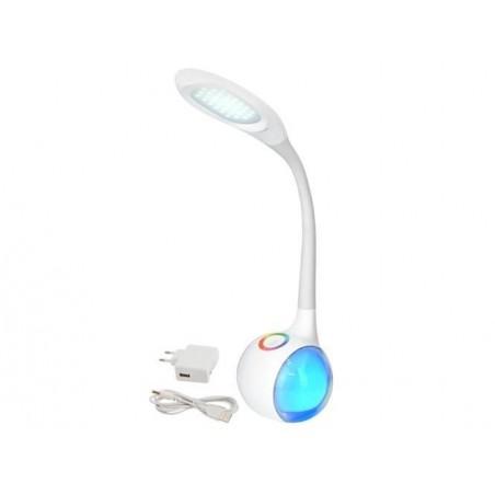 Lampka biurkowa LED RGB