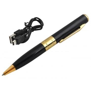 Długopis z kamerą na karty TF