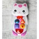 Telefon interaktywny - kotek