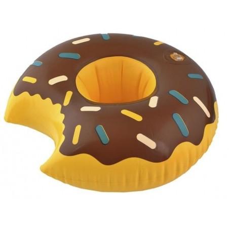 Podstawka pod kubek - donut brązowy