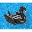 Materac dmuchany - łabędź czarny 190x170x120cm
