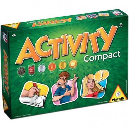 Gra planszowa Activity Compact (kalambury)