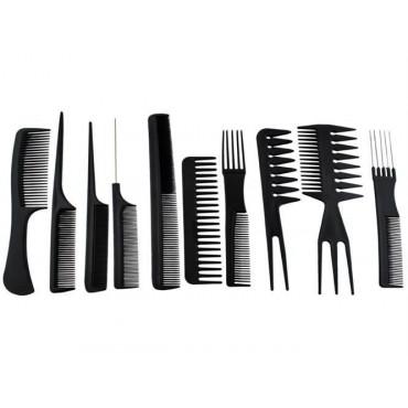 Grzebienie fryzjerskie -...