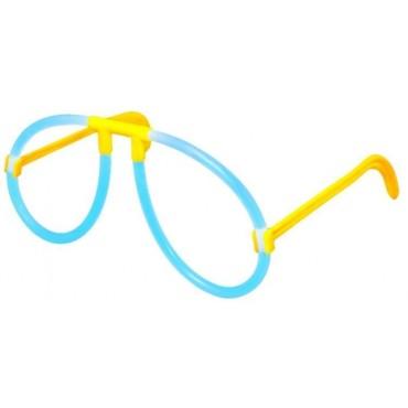 Okulary imprezowe - świecące