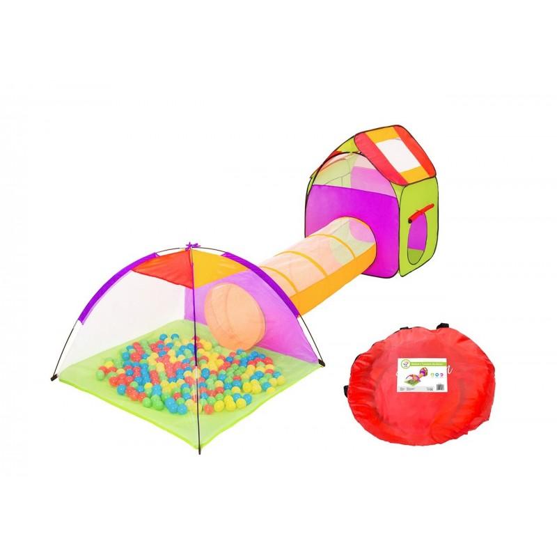 Namiot domek tunel dla dzieci suchy basen LILUPI