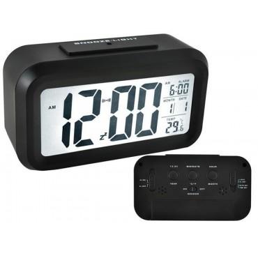 Budzik - zegar cyfrowy LED...