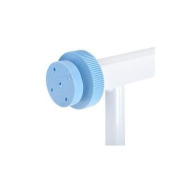 Barierka rozporowa bramka bezpieczeństwa do futryny+rozszerzenie 28cm