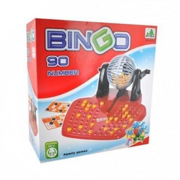 """Gra rodzinna """"Bingo"""""""