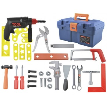 Skrzynka z narzędziami...