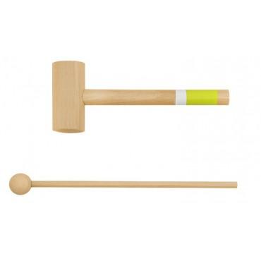 Cymbałki drewniane z...