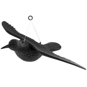 Odstraszacz ptaków - kruk...