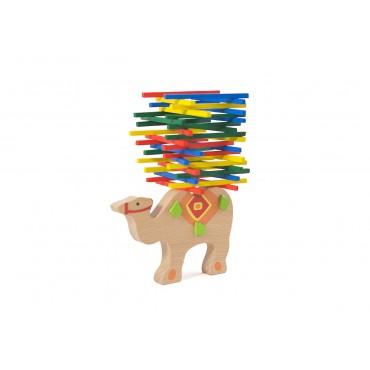 Patyczki drewniane wielbłąd...