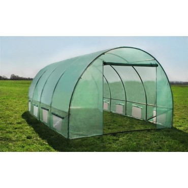 Tunel ogrodniczy - szklarnia 6x3m