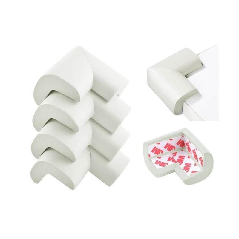 Zabezpieczenie narożników piankowe - 4szt (biały)