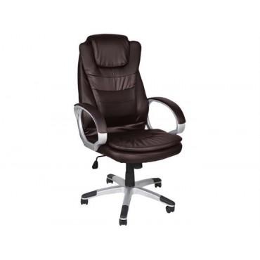 Fotel biurowy skóra eko -...