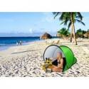Namiot plażowy 145x110x105 - zielony