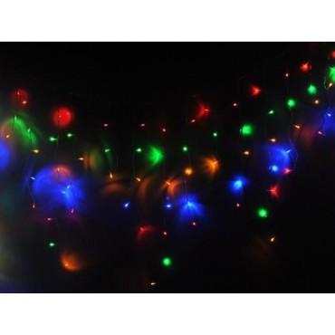 Lampki 200 LED 30V sople -...