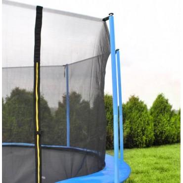 Osłony na słupki trampoliny...