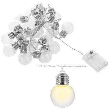 Lampki LED na baterie 20 szt