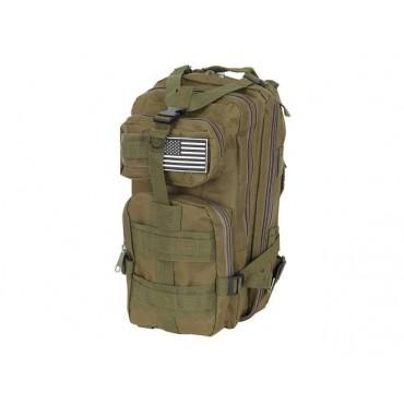 Plecak militarny zielony mały