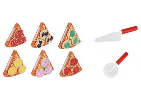 Pizza drewniana -  zestaw