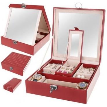 Kuferek na biżuterię -...