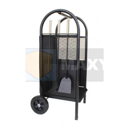Wózek na drewno kominkowe PK002