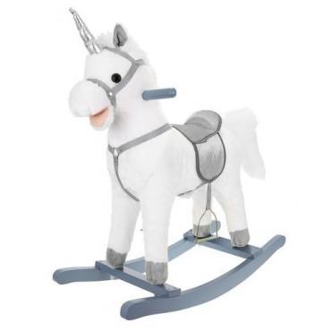 Koń na biegunach 74cm/K9336...