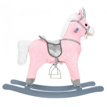 Koń na biegunach 65cm/K9332...