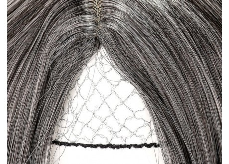 Peruka długa damska Ombre