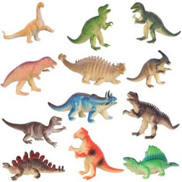 Dinozaury - zestaw figurek