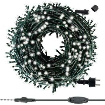 Lampki choinkowe 200 LED...