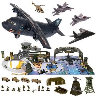 Baza wojskowa - lotnisko