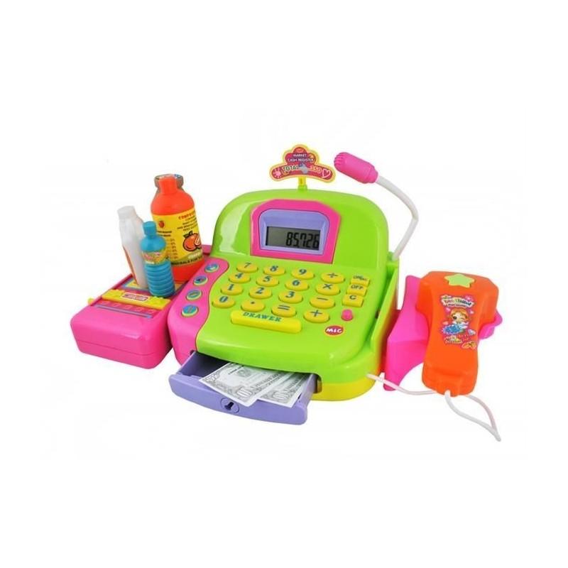 Kasa sklepowa zabawkowa KS4685